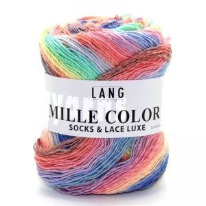 Mille Colori Socks and Lace Lux