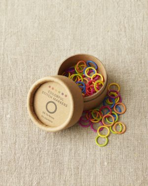 Colorful Stitch markers